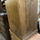 Thumbnail: Small Contemporary Oak & Veneer Pedestal Cabinet With Cupboard & Drawer