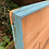 Thumbnail: Fantastic Large Old Pine Blanket Box Chest Trunk Later Painted