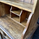 Thumbnail: Charming Stained Pine Dresser With Display Shelves Drawers & Cupboard