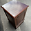Thumbnail: Small Three Drawer Georgian Style Reproduction Bedside Cabinet / Chest