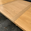 Thumbnail: Large Contemporary Light Oak Extending Dining Table