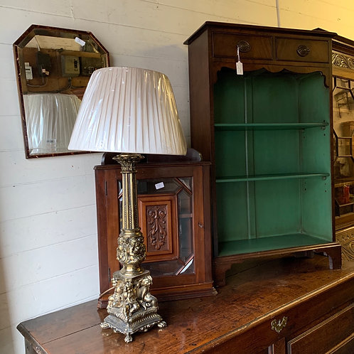 Small Narrow Georgian Style Bookcase