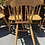 Thumbnail: Set Of 8 Pine Farmhouse Style Kitchen Dining Chairs