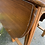Thumbnail: Traditional Vintage Light Oak Drop Leaf Dining Table With Gate Legs