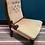 Thumbnail: Victorian Walnut Frame Nursing Chair / Easy Chair In Pink Velvet Upholstery