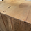Thumbnail: Chunky Rustic Desk & Two Drawer Filing Cabinet