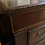 Thumbnail: Large Handsome George iii Oak & Inlaid Mahogany Chest Of Drawers