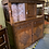 Thumbnail: Great Quality Early 20th Century Carved Oak Court Cupboard By Vernon Hale