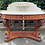 Thumbnail: Beautiful Victorian Washstand With Marble Top & Gallery Back