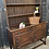 Thumbnail: Charming Vintage 1920's Oak Display Dresser