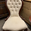 Thumbnail: Elegant Vintage Victorian Style  Spoon Back Nursing Chair