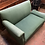 Thumbnail: Early 20th Century Drop End Cottage Sofa Settee