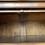 Thumbnail: Vintage Panelled Oak & Veneer Wardrobe / Hall Cupboard