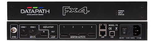Data Path FX4