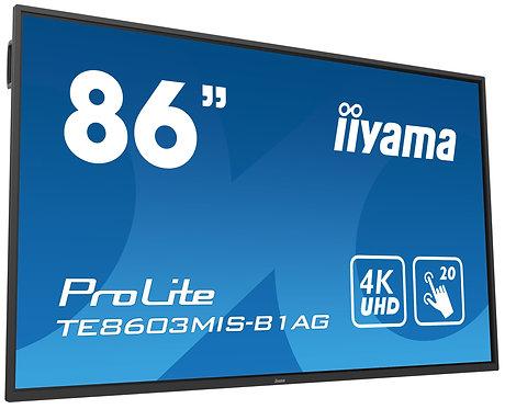 "86"" 4K HDR Professional Display Screen - IR"