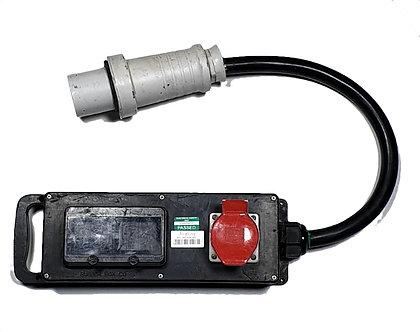 63a 3Ø - 32 3Ø Adaptor Cable