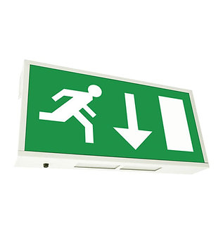 Maintained Emergency Exit Sign