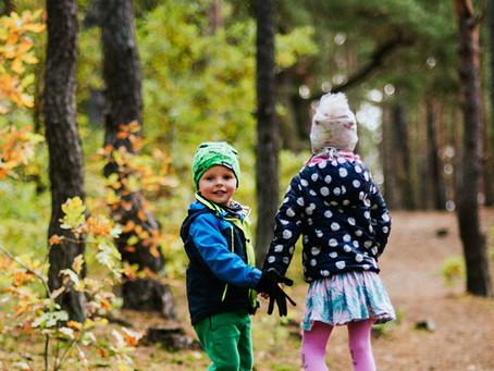 Jesienny spacer w Sulejówku