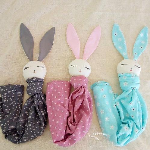 Mantas conejo