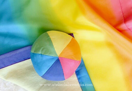 La armonía a través de los colores en la primera infancia