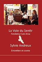 SYLVIE ANDREUX - Entretien et conte - DVD