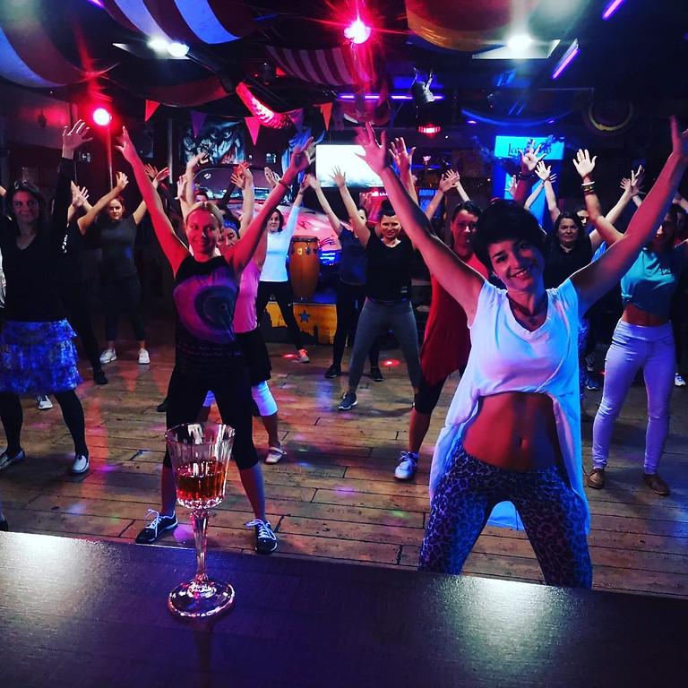 18.9/2021  kubánský workshop - ladies styling  salsa, reggaeton, merengue