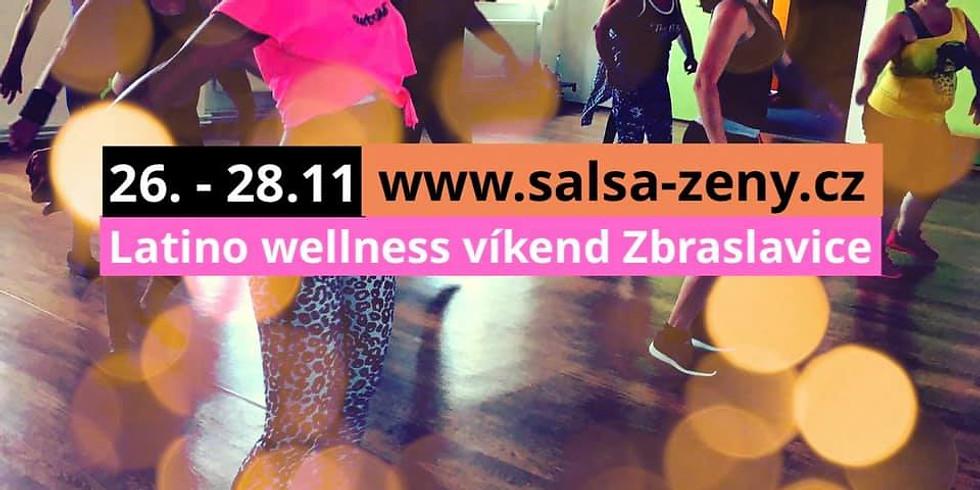 Wellness ladies latino víkend ve Zbraslavicích