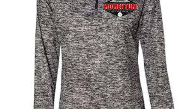 Momentum Quarter Zip Sweatshirt