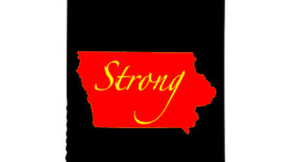 Iowa Strong Koozies