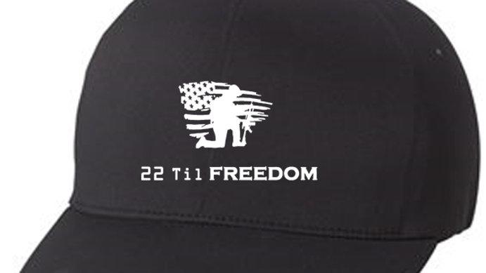 22 Til Freedom Flexfit Hat