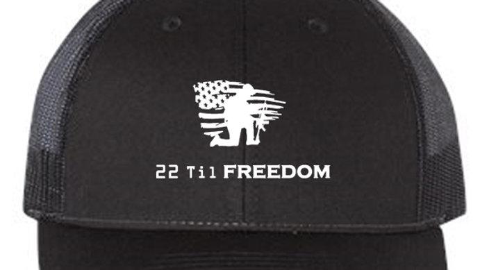 22 Til Freedom Snapback Hat