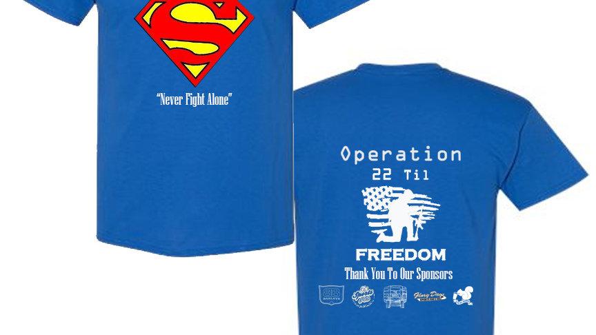 Superhero Pub Crawl Shirt