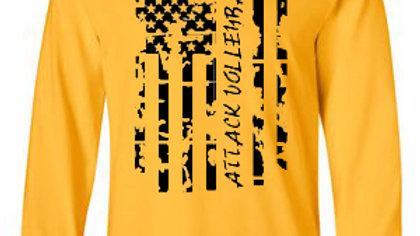 Attack Long Sleeve Tshirt