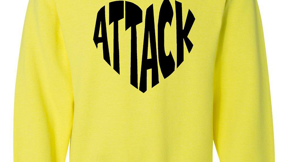 Attack Crewneck Sweatshirt