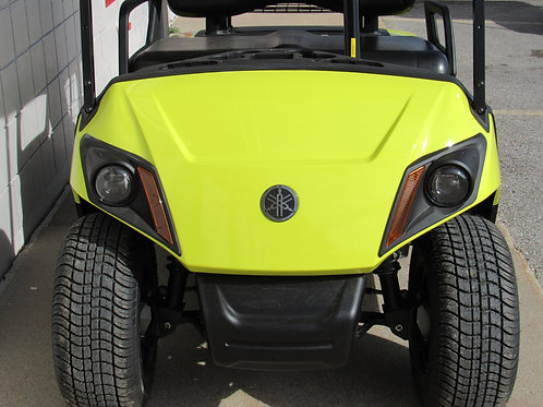 Yamaha Drive2 Safety Yellow