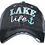Thumbnail: Lake Life Trucker Hat Turquoise