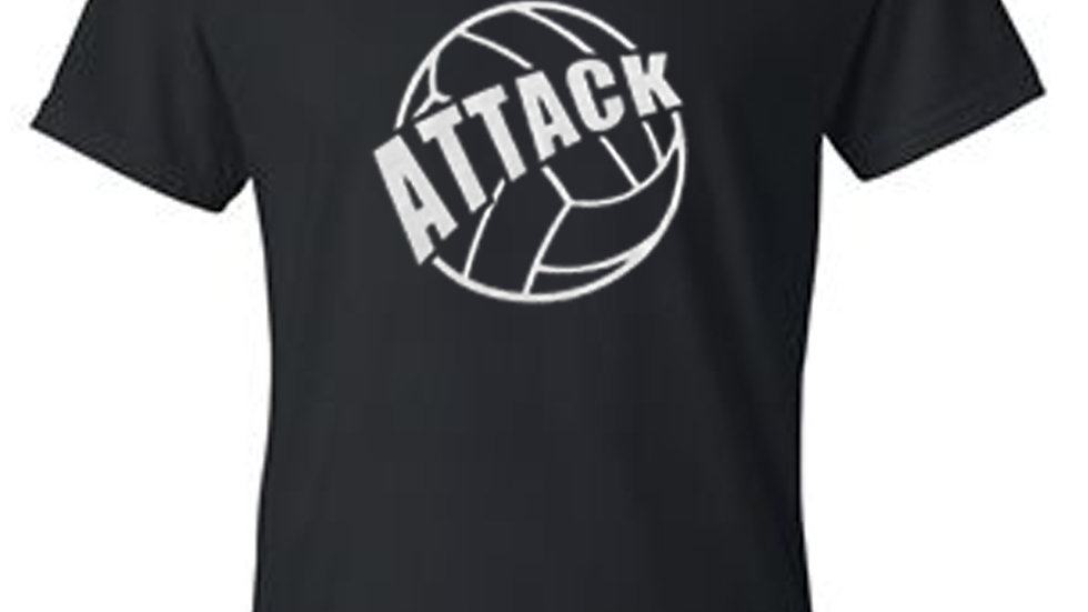 Attack Softstyle Tshirts