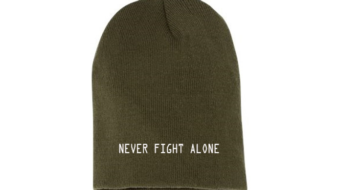 Never Fight Alone Beanie
