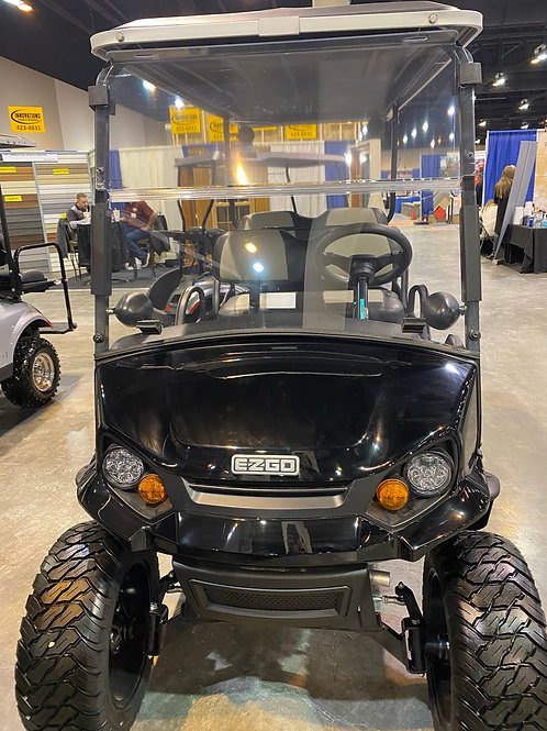 NEW EZGO 2021 ELITE BLACK 6 PASS