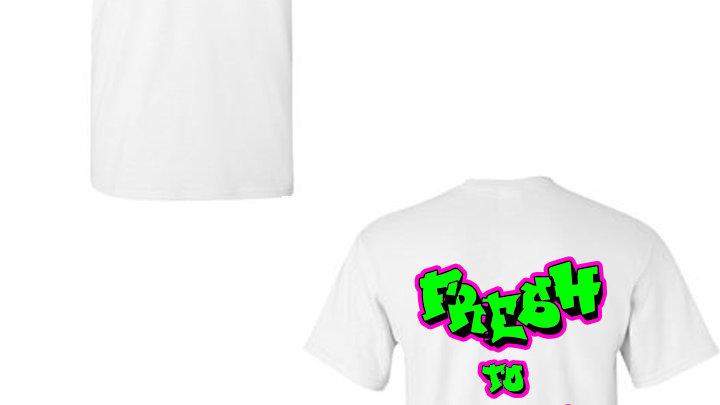 Dance Team White Tshirts
