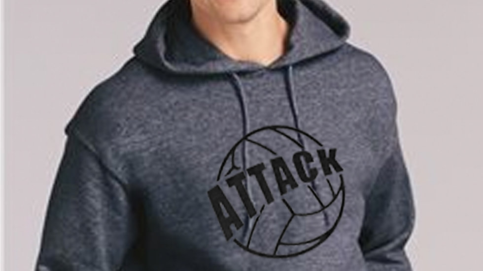 Attack Basic Hoodie