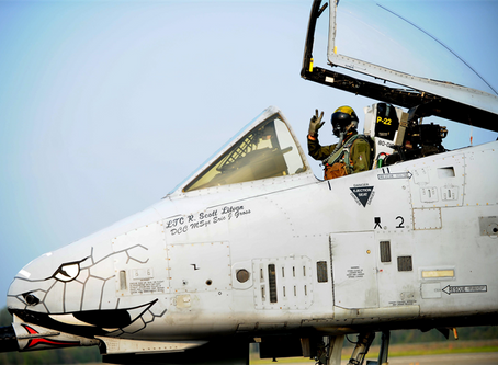 A-10 Pilot's Response To A Corporate Recruiter's Inquiry