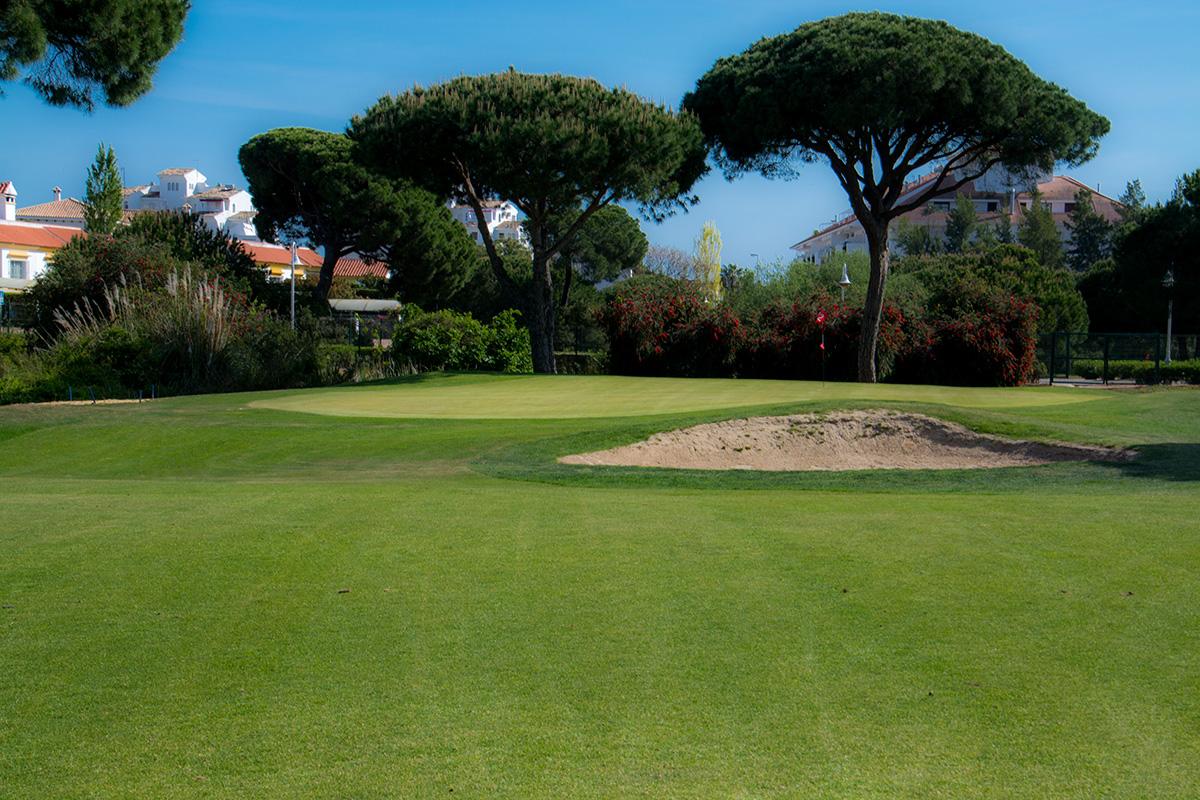 Nuevo Portil golfbana2