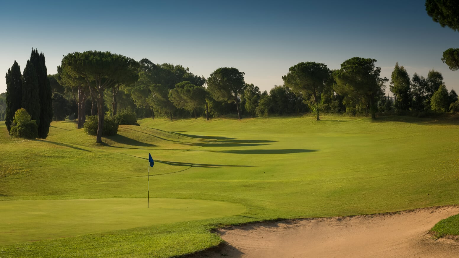 Golf Parco golfbana4