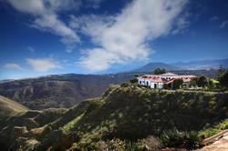 Bandama Hotel berg