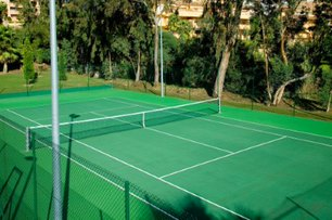 Rio Real tennisbana