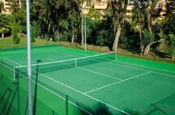 Rio Real tennisbana