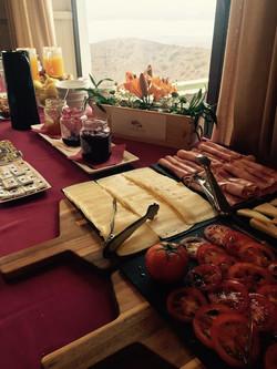 Bandama Hotel frukost