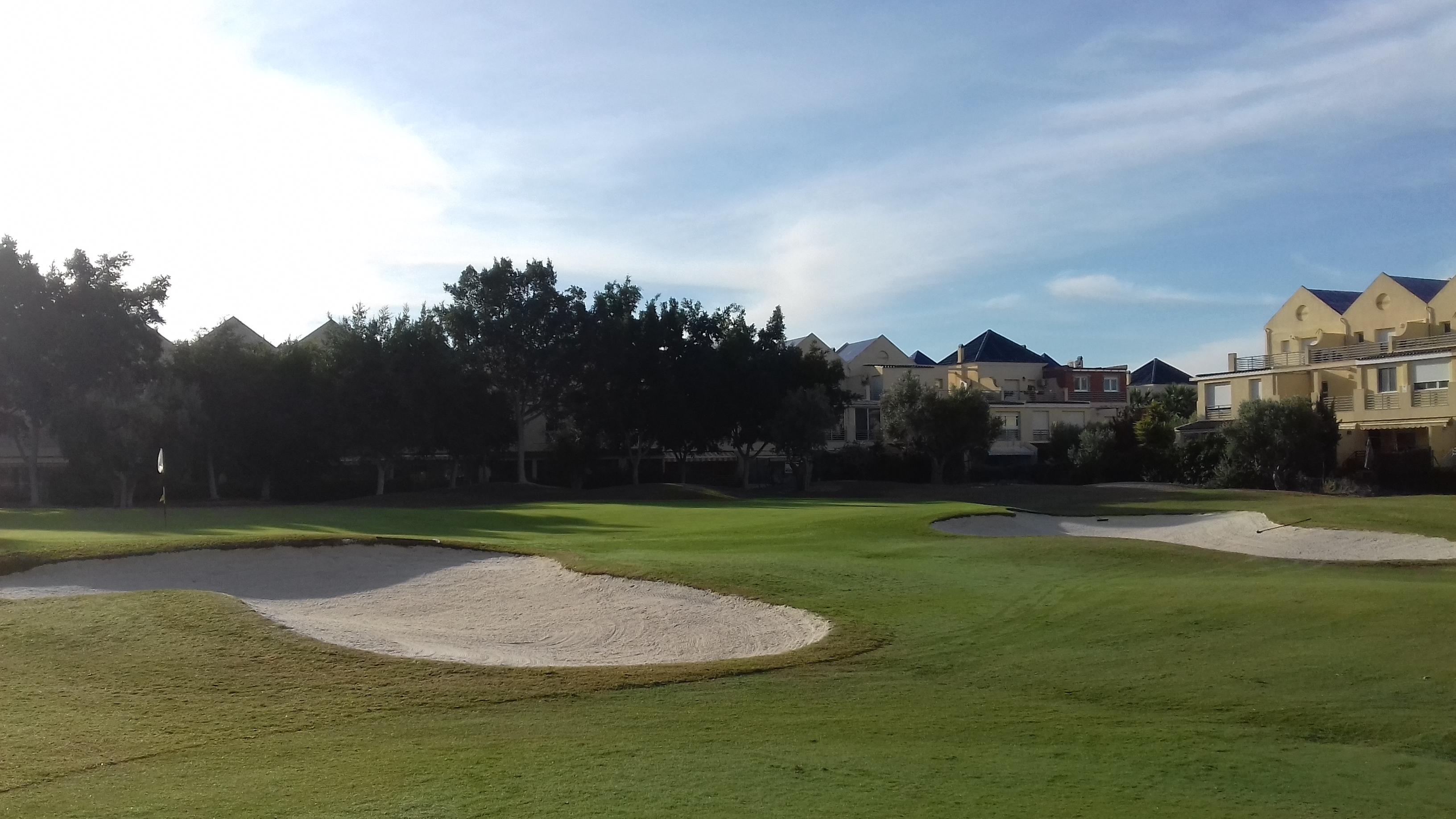 Alicante golfbana 3