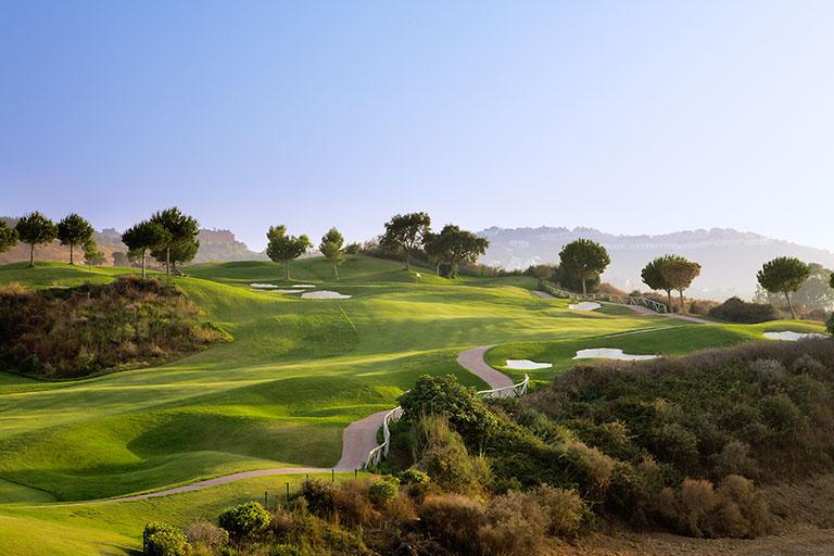 LaCala golfbanebild